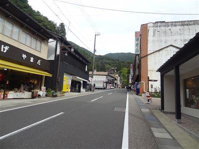 永平寺バス停2