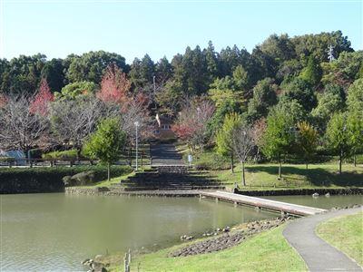 知多郡東浦町の於大公園4