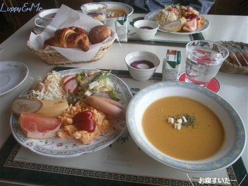 草津ブランシェ朝食