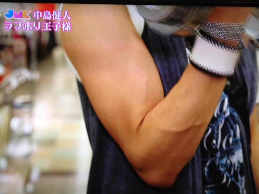 画像 中島健人 筋肉