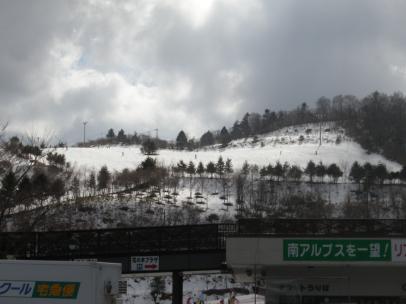 茶臼山スキー場2
