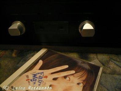 PS-200での試聴CD