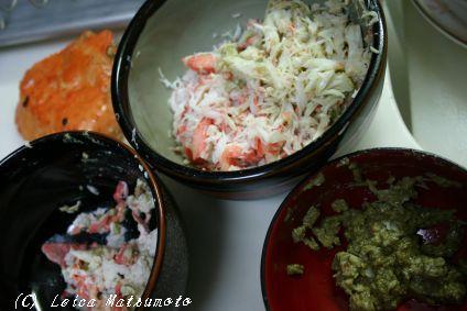 甲羅から味噌