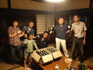 2012おとなつビール
