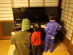 ピアノが来た!-3
