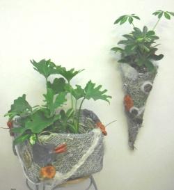 インテリアコース鉢カバー