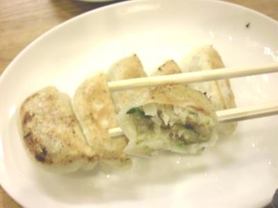 焼き餃子(中身)
