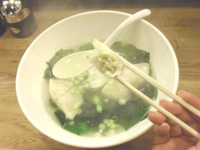 水餃子(中身)