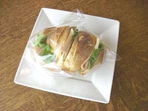 ポテトパンサンド