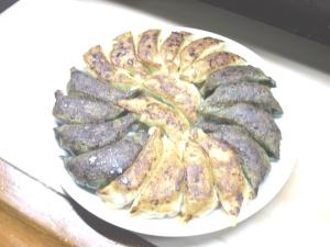 キムチ・カレー円盤