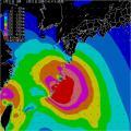 220831沖縄に台風