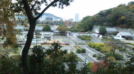 二の丸史跡庭園 ①