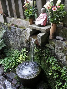 清水屋 湧水