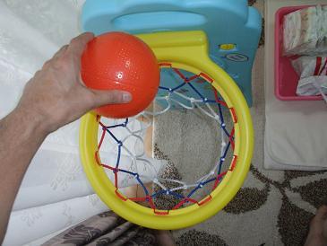 ロディ バスケットリンクとボール付