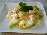 白菜豆腐サラダ