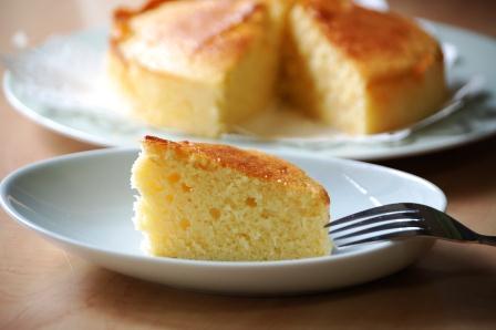 ヨーグルトケーキ w
