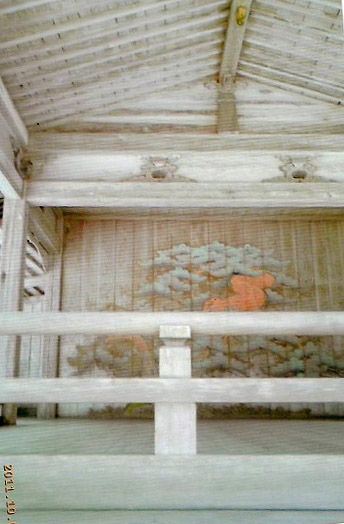 中尊寺内の白山神社_03