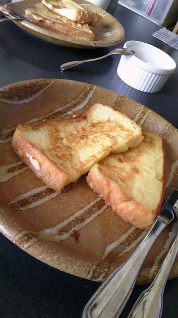 食-フレンチトースト