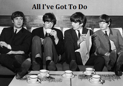 All I've Got To Do / The Beatles