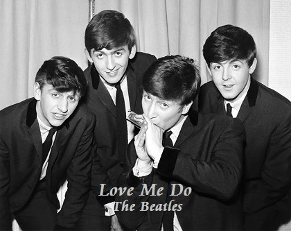Love Me Do / The Beatles