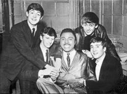 The Beatles & Little Richard