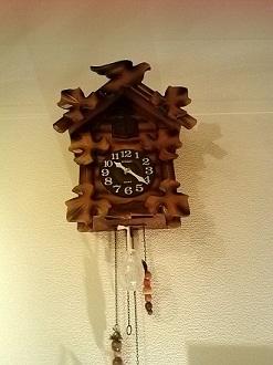 時計。。。