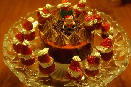 やっぱりケーキ♪