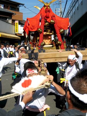 伏見祭り01
