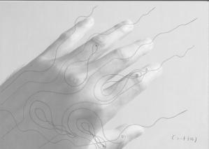 手 ニュートラル