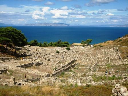 ロードス島 遺跡