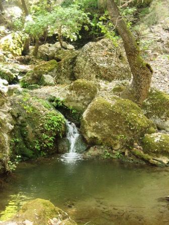 ロードス島 蝶の谷