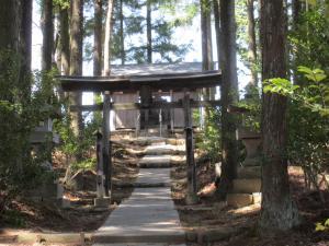 皆神山 富士浅間神社