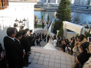 公嗣 結婚式