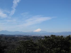半僧坊 富士山