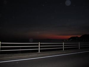 11月8日由比ヶ浜