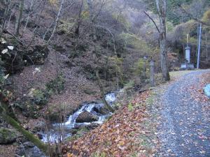 大嶽山 参道