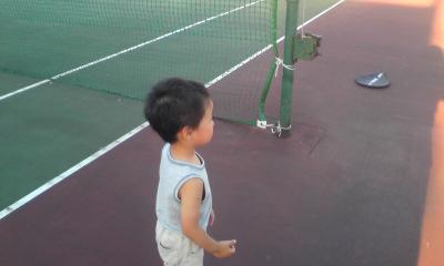 7-18 テニス