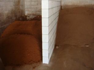 いさむ・ポークの自家製発酵飼料