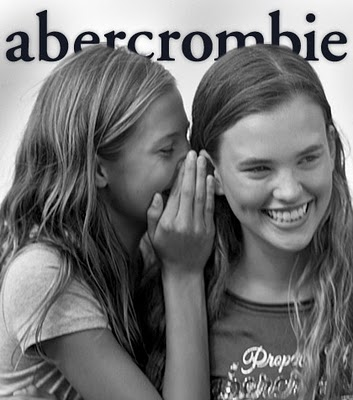 abercrombie kids old website models
