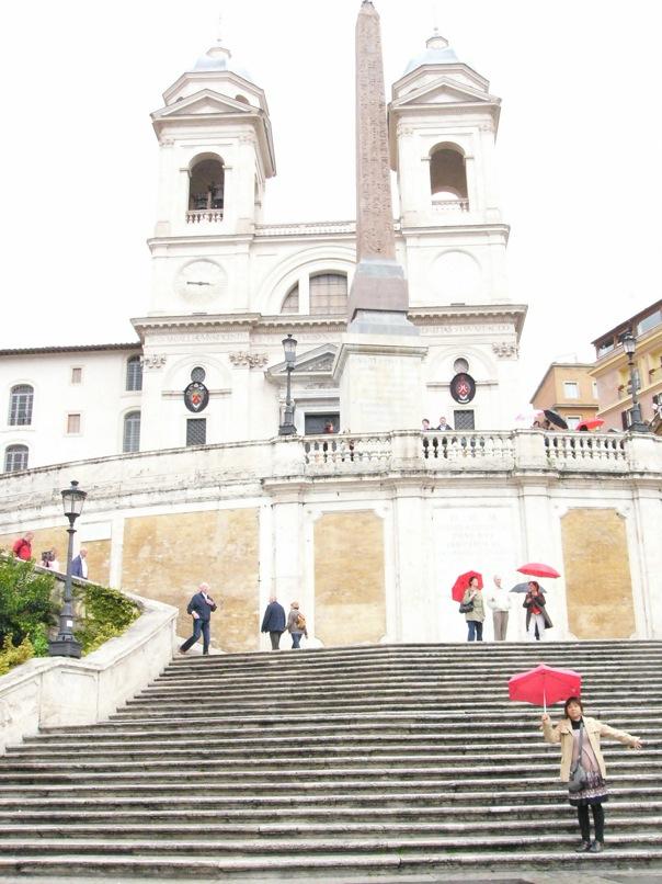 イタリア階段