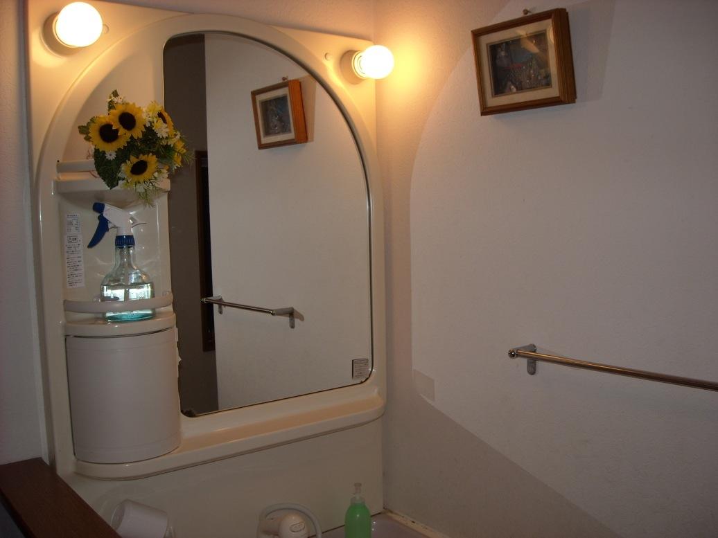 2階洗面全体