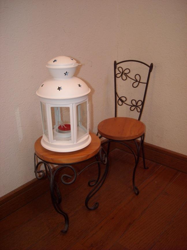 ランプ玄関