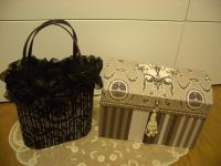 トレジャーボックスとバッグ