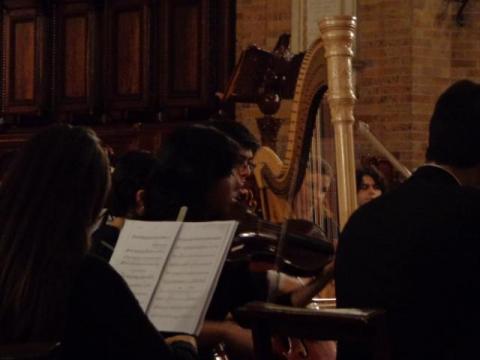 Bach S Concert @コロンビア大学