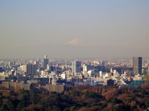 Mt.Fuji 12.28.2012
