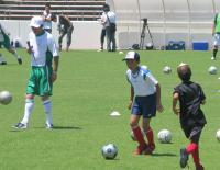 釜本サッカー教室