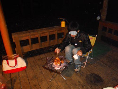 キャンプ 2013-11-13