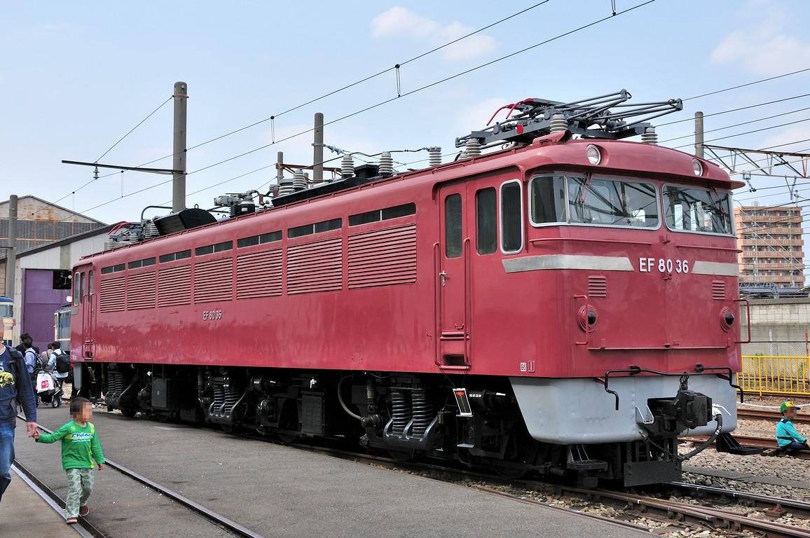 2013.05.25 1443_50(1) 大宮工場 EF80 36s
