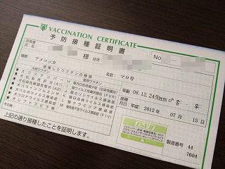 9種ワクチン