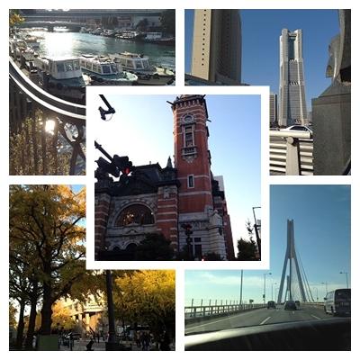 横浜着いちゃった。
